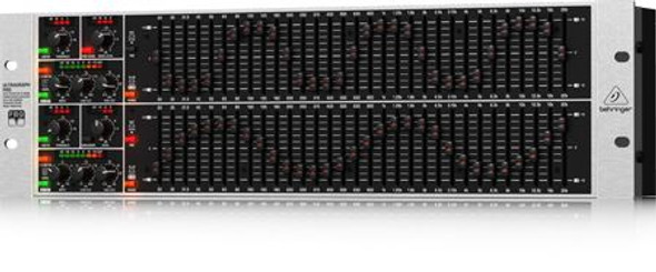 Behringer 31-Band Stereo Graphic Equalizer with FBQ Feedback Detection System