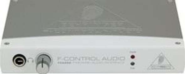 Behringer Audiophile 2 In/2 Out 24-Bit/96 kHz FireWire Audio Interface