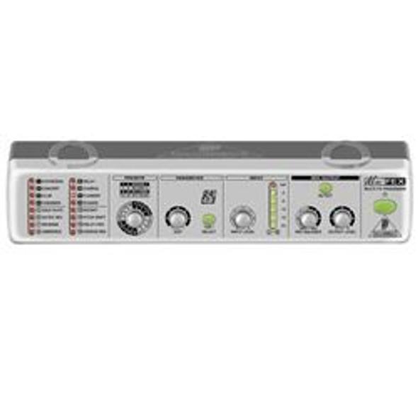 Behringer Ultra-Compact Stereo Multi-FX Processor