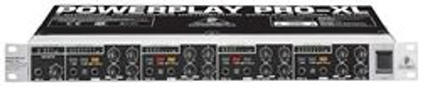 Behringer 4-Channel High-Power Headphones Mixing and Distribution Amplifier
