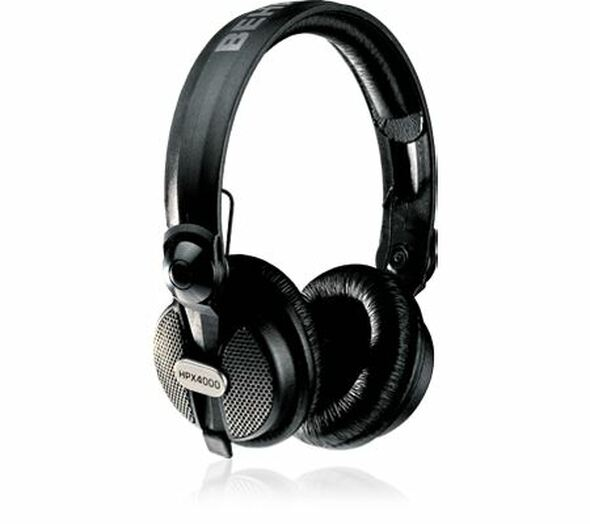 Behringer Closed-Type High-Definition DJ Headphones