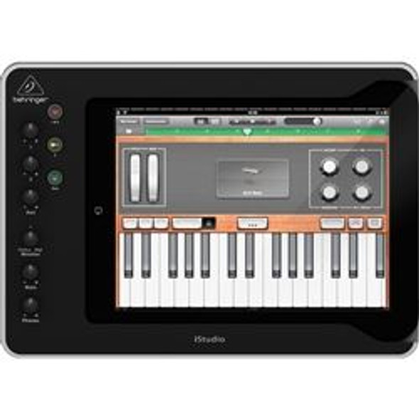 Behringer Professional Docking Station for iPad with Audio, Video and MIDI Connectivity