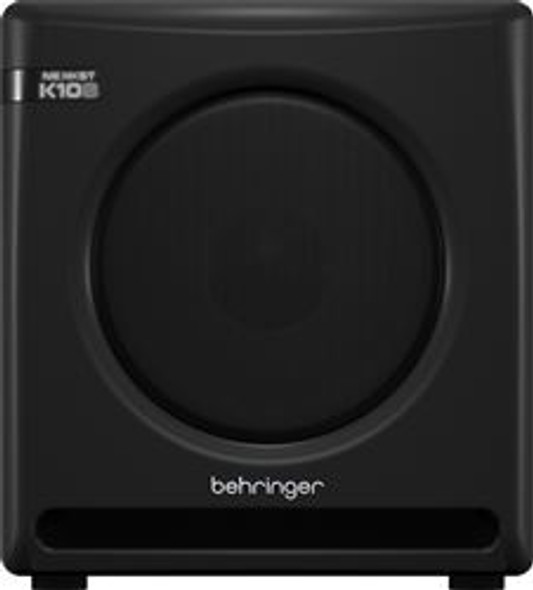 "Behringer 10"" Studio Subwoofer with Advanced Waveguide Technology"