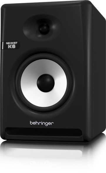 "Behringer Bi-Amped 6.5"" Studio Monitor with Advanced Waveguide Technology"