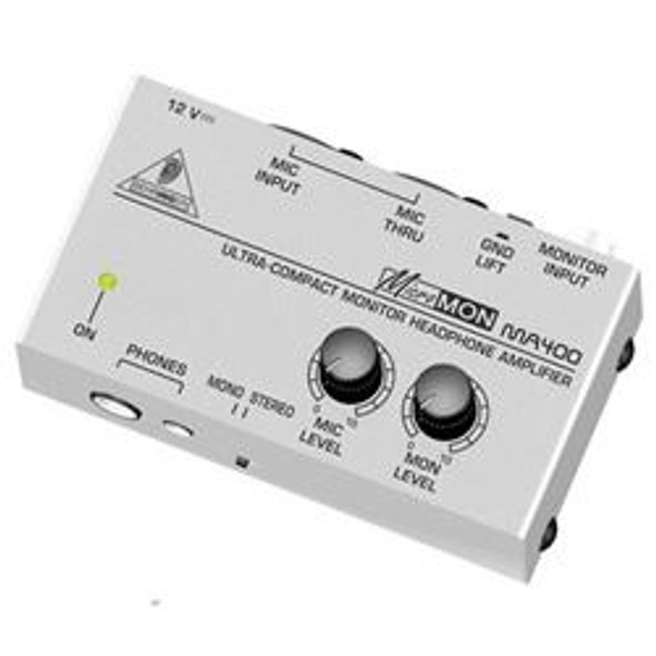 Behringer Ultra-Compact Monitor Headphone Amplifier