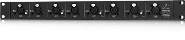 Behringer * Ultra-Flexible 8-Channel Microphone Splitter