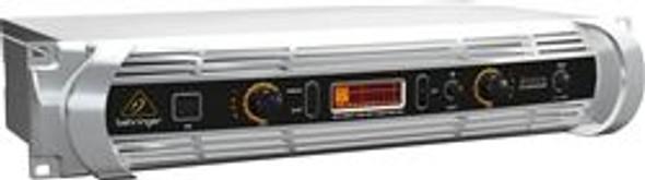 Behringer Ultra-Lightweight, 1000-Watt Power Amplifier, DSP Control and USB Interface