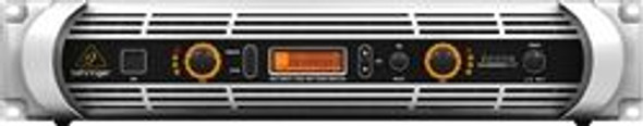 Behringer Ultra-Lightweight, 12000-Watt Power Amplifier, DSP Control and USB Interface