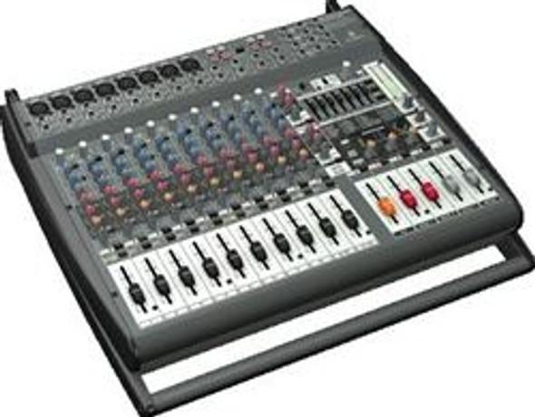 Behringer 1600-Watt 16-Channel Powered Mixer, Multi-FX Processor and FBQ