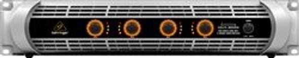 Behringer Ultra-Lightweight, High-Density, 6000-Watt 4-Channel Power Amplifier