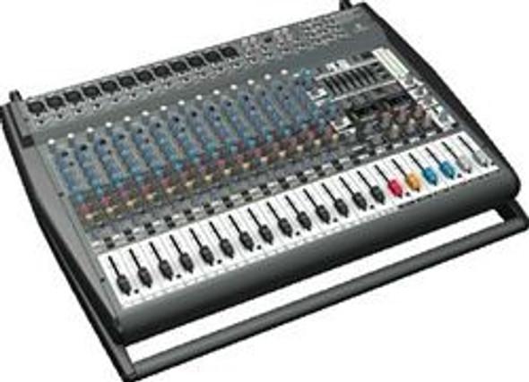 Behringer 1600-Watt 20-Channel Powered Mixer, Dual Multi-FX Processor and FBQ
