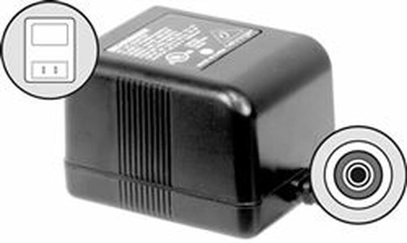 Behringer 120V Replacement Power Supply for the MIC100 and MIC200