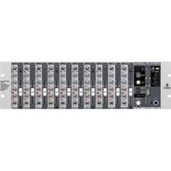 Behringer Premium 12-Input Mic/Line Rack Mixer, Multi-FX Processor