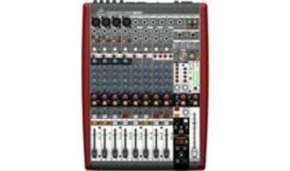 Behringer Premium 12-Input 4-Bus Mixer with 16x4 USB/FireWire Interface