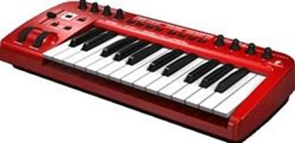 Behringer 25-Key USB/MIDI Controller Keyboard with Separate USB/Audio Interface