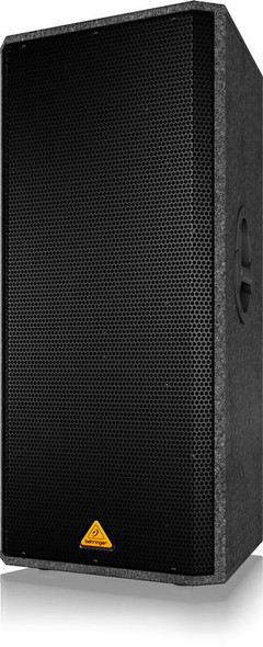 "Behringer 2000-Watt PA Speaker, Dual 15"", 1.75"" Titanium-Diaphragm Compr. Driver"