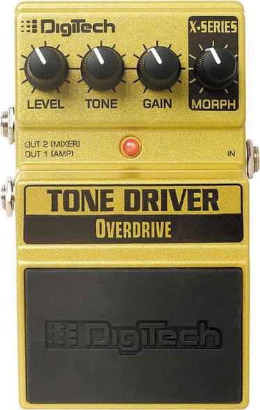 Digitech XTD Tone Driver Guitar overdrive pedal