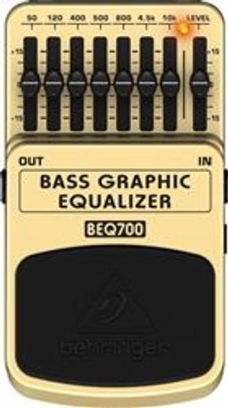 Behringer Ultimate 7-Band Graphic Equalizer