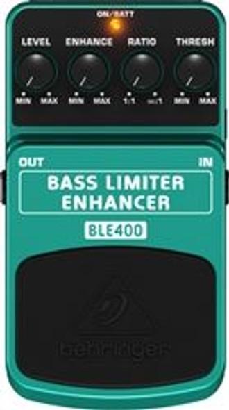 Behringer BASS Limiter Enhancer