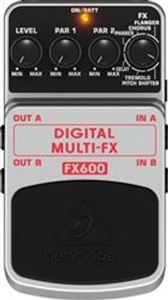 Behringer Digital Stereo Multi-Effects Pedal