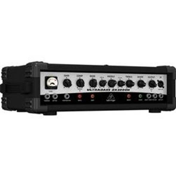 Behringer 2,000-Watt Class-D Amplifier with MOSFET Preamp, Compressor and DYNAMIZER