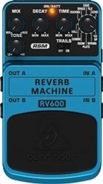 Behringer Ultimate Reverb Modeling Effects Pedal