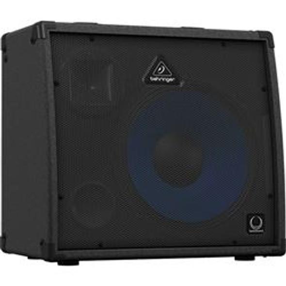 "Behringer 700-Watt 4-Channel Keyboard Amplifier with Original 12"" TURBOSOUND Speaker, KLARK TEKNIK Multi-FX and FBQ"