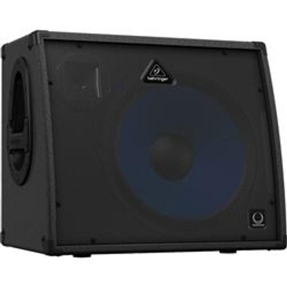 "Behringer 700-Watt 4-Channel Keyboard Amplifier with Original 15"" TURBO Speaker, KLARK TEKNIK Multi-FX and FBQ"