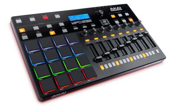 Akai Professional MPD232 Pad Controller