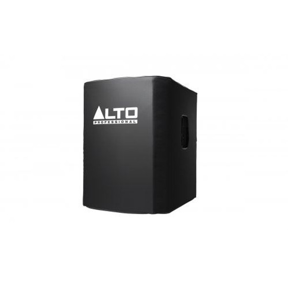 "Alto Alto TS218S 1250 Watt 18"" Powered Subwoofer & Padded Slip-On Cover Package -COVERTS218SUB"