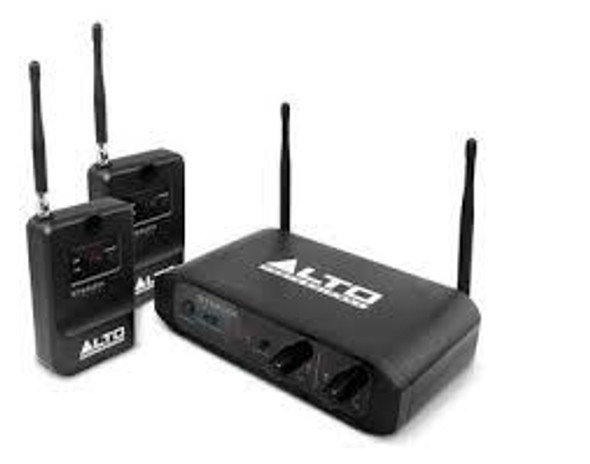 Alto Stealth Wireless Stereo System for Active Loudspeakers -STEALTHWIRELESSXUS
