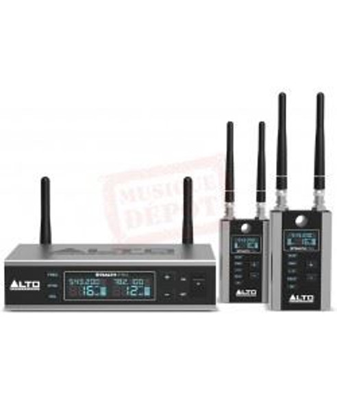 Alto Stealth Pro Wireless Connection System for Active Loudspeakers -STEALTHWPROXUS