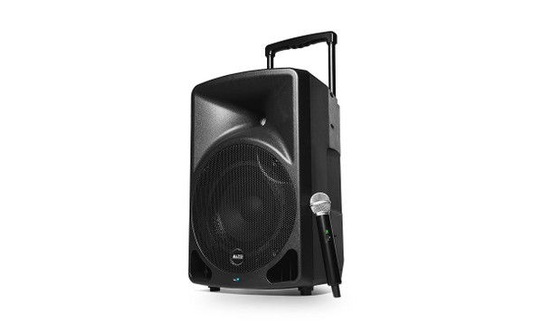 Alto Transport 12 Sound System with Wireless Microphone and USB Media Player -TRANSPORT12XUS