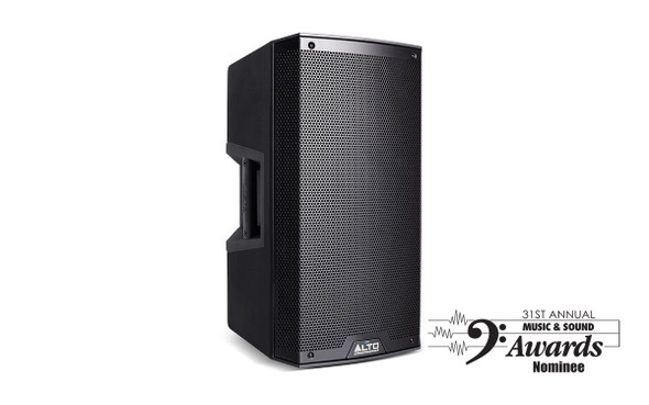 Alto TS212 1100-watt 12-Inch 2-way powered loudspeaker  -TS212SUBXUS