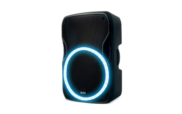 Alto TSL115 ACTIVE LOUDSPEAKER WITH CIRCULAR LED ARRAY -TSL115XUS