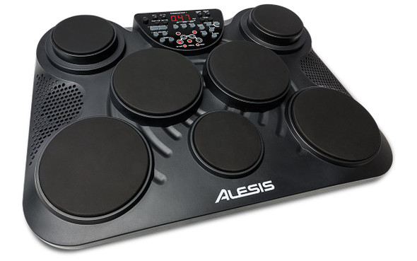 Alesis  CompactKit 7  7-Pad Portable Tabletop Drum Kit  -COMPACTKIT7XUS