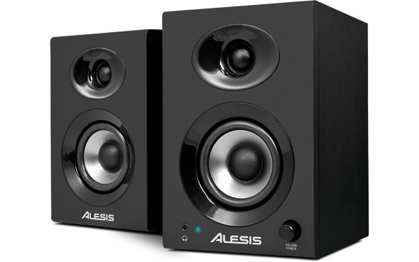 Alesis Elevate 3 Powered Desktop Studio Speakers -ELEVATE3X110