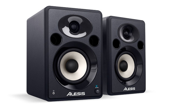 Alesis Elevate 5  Powered Desktop Studio Speakers -ELEVATE5X110