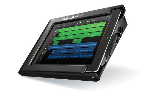 Alesis iO Dock II The highly popular iPad interface, updated for both Lightning and 30-pin iPads. -IODOCKIIXUS