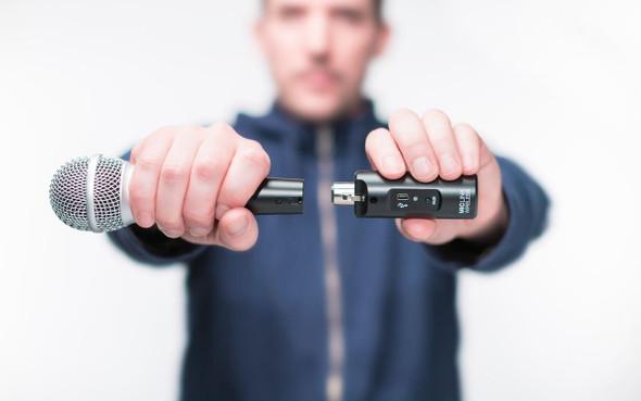 Alesis MicLink Wireless Digital Wireless Microphone Adapter -MICLINKWIRELESSXUS