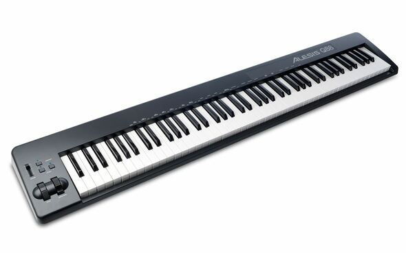 Alesis Q88 88-Key USB/MIDI Keyboard Controller -Q88