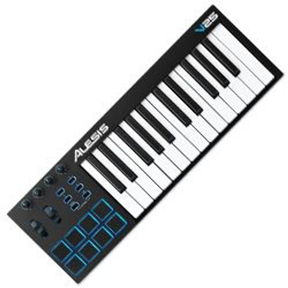 Alesis V25 - 25-Key USB-MIDI Keyboard Controller -V25