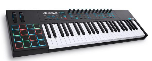 Alesis VI49 Advanced 49-Key USB/MIDI Keyboard Controller -VI49