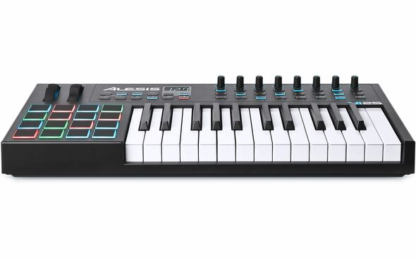 Alesis VI25 Advanced 25-Key USB/MIDI Keyboard Controller -VI25