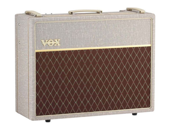 Vox AC30HW2X 30W Valve Hand-Wired Combo 2x12 Alnico Blue 2 Channels