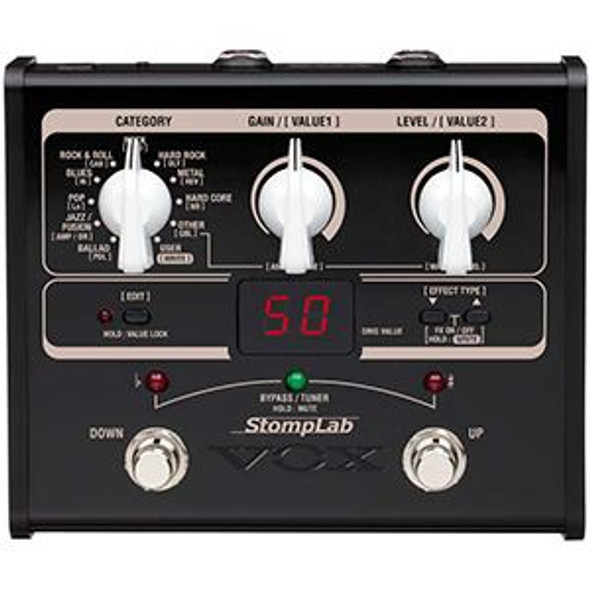 Vox SL1G Vox Multi-FX Guitar pedal