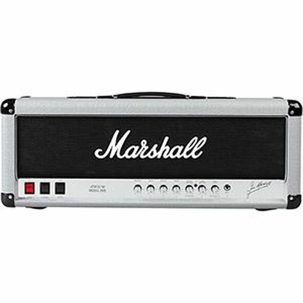 Marshall 2555X 100W Valve Head Silver Jubilee ReIssue