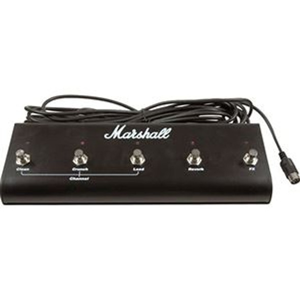 Marshall PEDL10021 5-Way Foot controller for TSL series