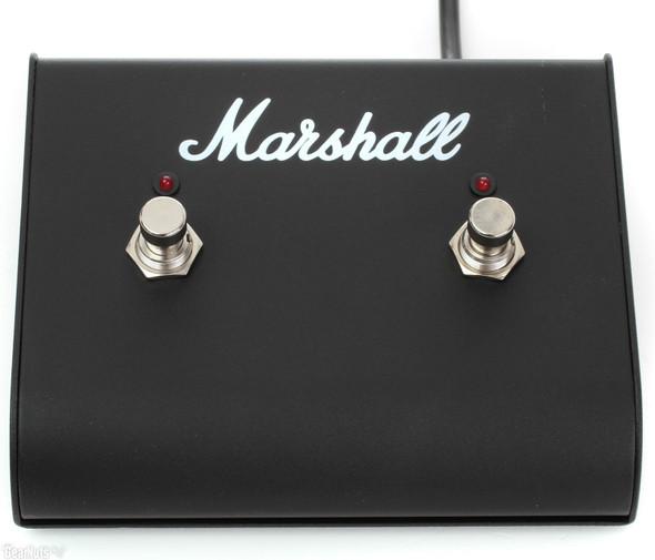 Marshall PEDL91003 Dual Footswitch for DSL401, VS100R, VS100RH, & VS102R