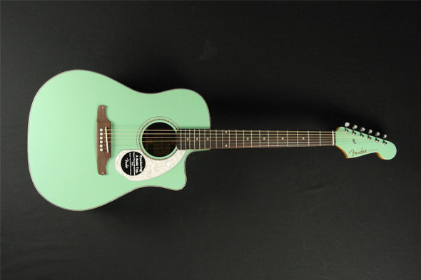 Fender Sonoran SCE- Surf Green with Matching Headstock (713)